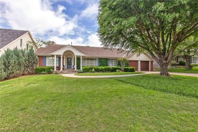 Nichols Hills Single Family Home For Sale: 1318 Sherwood Lane