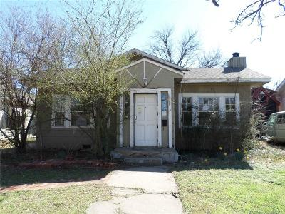 Single Family Home Sold: 1120 NW 40th Street