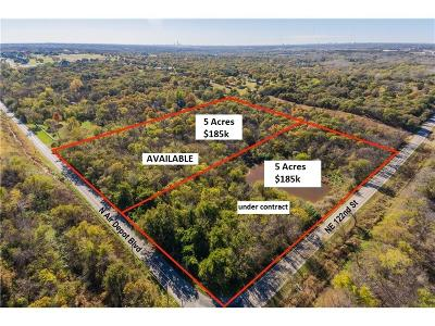 Edmond OK Residential Lots & Land Sold: $185,000