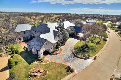 Edmond Single Family Home For Sale: 6400 Oak Tree Drive