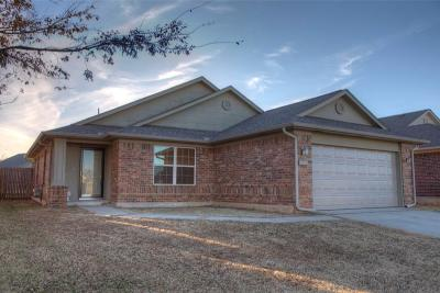 Norman Single Family Home For Sale: 2712 Wheatland