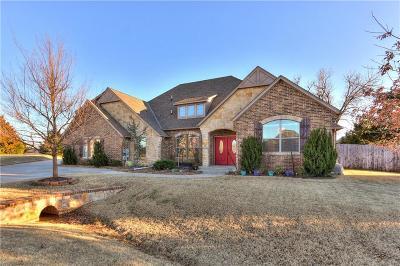 Mustang Single Family Home For Sale: 740 E Olivia Terrace