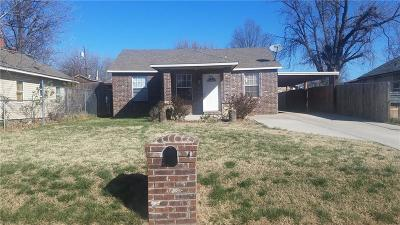 Oklahoma City Single Family Home For Sale: 2531 SW 28th Street