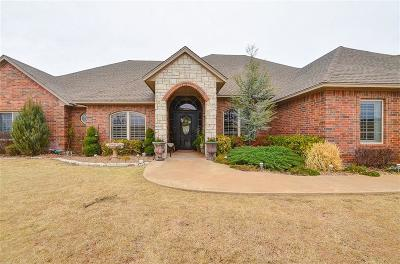 Chickasha Single Family Home For Sale: 1179 County Road 1339