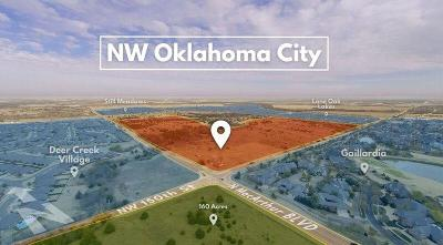 Oklahoma County Residential Lots & Land For Sale: 150th & Macarthur