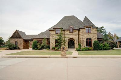 Edmond Single Family Home For Sale: 6601 Acorn Drive
