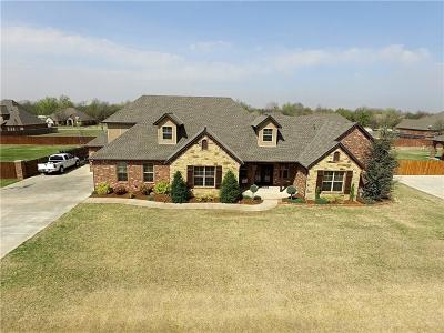 Norman Single Family Home For Sale: 18393 Black Bear Trail