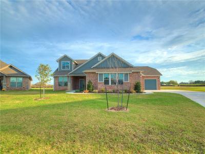 Yukon Single Family Home For Sale: 2800 Siena Circle