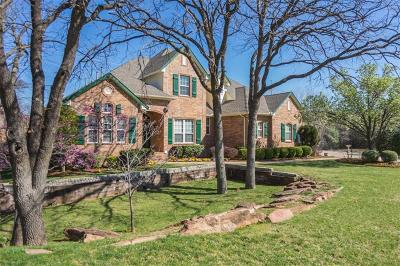 Edmond Single Family Home For Sale: 2109 Worthington Lane