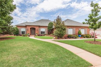 Edmond Single Family Home For Sale: 14532 Salem Creek Road