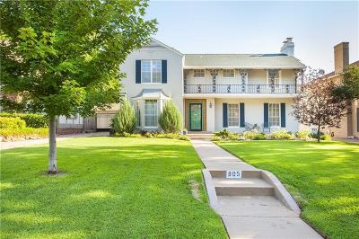 Oklahoma City Single Family Home For Sale: 805 NW 38th Street