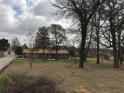 Blanchard Single Family Home For Sale: 21340 State Highway 76 Highway