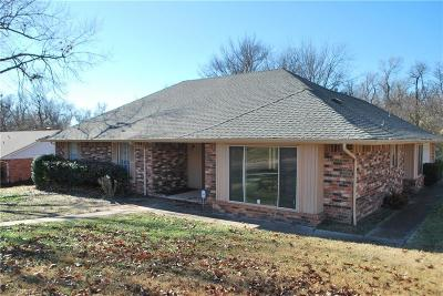 Norman Single Family Home For Sale: 2802 Walnut