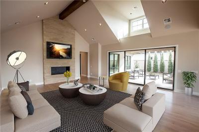 Single Family Home For Sale: 15808 Chapel Ridge Lane
