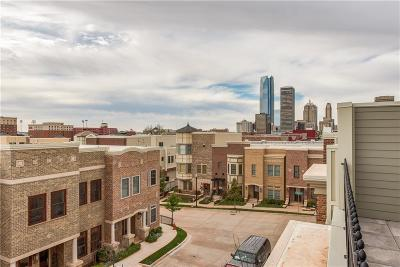 Oklahoma City Condo/Townhouse For Sale: 415 NE 1st Terrace