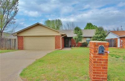 Chickasha Single Family Home For Sale: 3224 Arizona