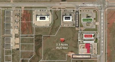 Edmond Commercial For Sale: 16213 N Pennsylvania Avenue