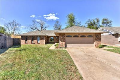 Bethany Single Family Home For Sale: 7419 NW 30th Terrace