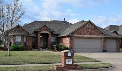 Oklahoma City Single Family Home For Sale: 1532 SW 123rd