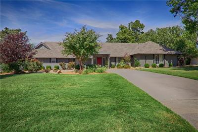 Oklahoma City OK Single Family Home For Sale: $339,000