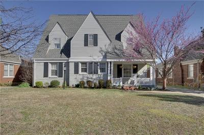 Oklahoma City Single Family Home Sold: 2225 26th Street