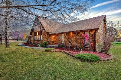 Choctaw Single Family Home For Sale: 3970 Fred Stevens