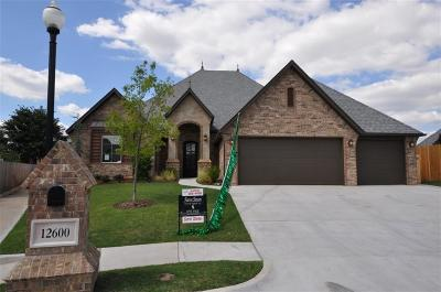 Oklahoma City Single Family Home For Sale: 12600 Jacinth Court