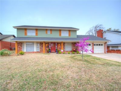 Oklahoma City Single Family Home For Sale: 6613 N Shawnee Avenue