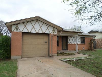 Single Family Home Sale Pending: 5344 S Monte Place