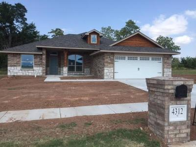 Norman Single Family Home For Sale: 4312 Condor Drive
