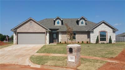 Piedmont Single Family Home For Sale: 13804 Grazing Meadow Court