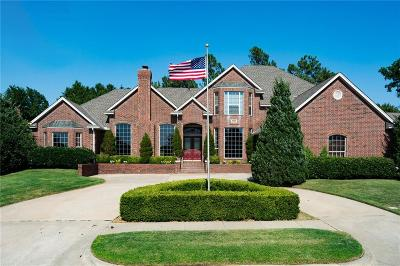 Norman Single Family Home For Sale: 2005 Trophy Drive