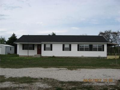 Prague Single Family Home For Sale: 1606 W 8th