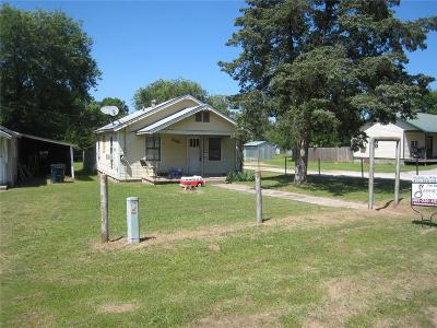 Seminole OK Single Family Home For Sale: $69,900