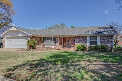 Norman Single Family Home For Sale: 1809 Vine