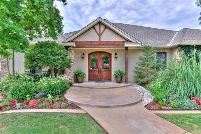 Oklahoma City Single Family Home For Sale: 3512 Partridge Road