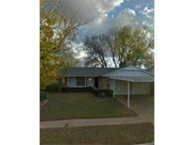 Del City Single Family Home For Sale: 4024 Larkwood Drive
