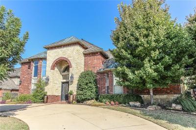 Norman Single Family Home For Sale: 4605 Flint Ridge Drive