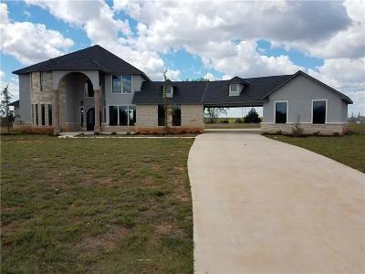 Guthrie Single Family Home For Sale: 8585 Charis Road