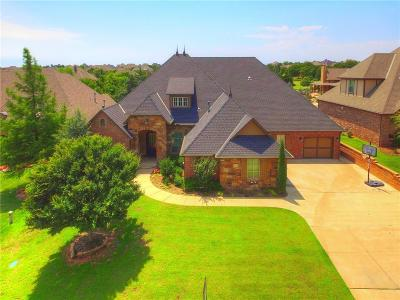 Edmond Single Family Home For Sale: 4409 Roundup Road