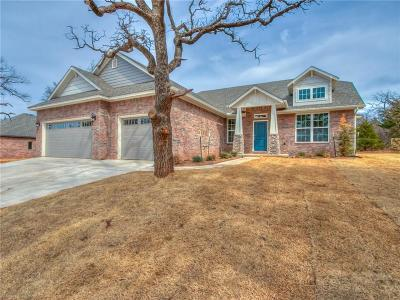 Guthrie Single Family Home For Sale: 9030 Overlook Drive