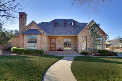 Nichols Hills OK Single Family Home For Sale: $939,000