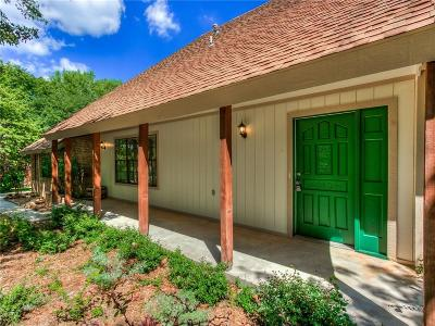Single Family Home For Sale: 10700 Shady Glade Lane