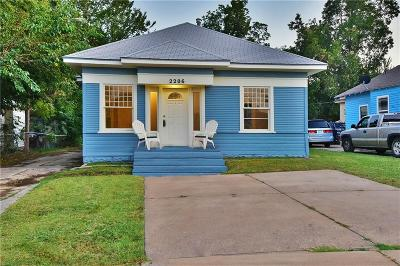 Oklahoma City Single Family Home For Sale: 2206 NW 14th Street