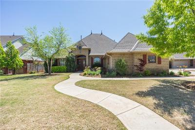 Oklahoma City OK Single Family Home For Sale: $485,000