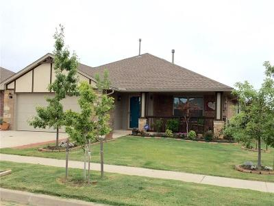 Yukon Single Family Home For Sale: 1008 Cimarron Creek Drive