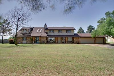 Edmond Single Family Home Sold: 8312 NW 206th Street