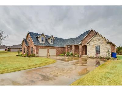 Single Family Home For Sale: 6401 Cedar Creek