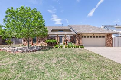 Oklahoma City Single Family Home For Sale: 7331 NW 117th