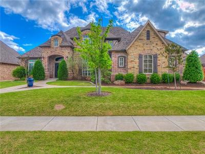 Norman Single Family Home For Sale: 4512 Moorgate Drive